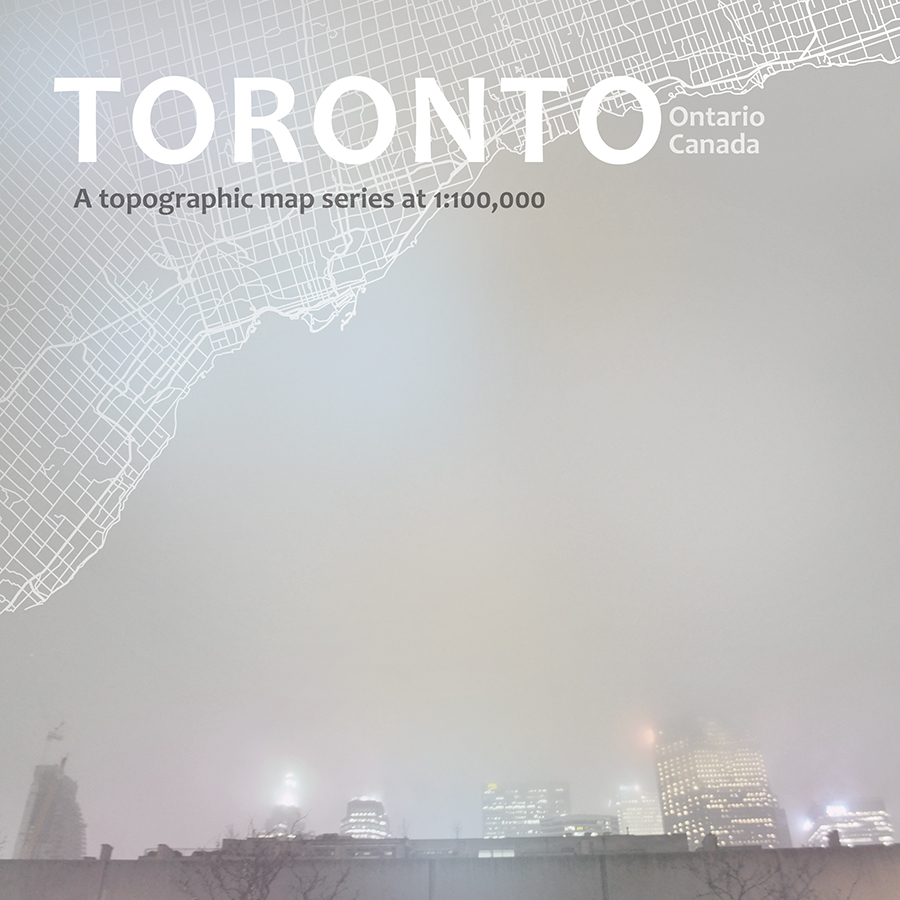 Cover page of Toronto atlas