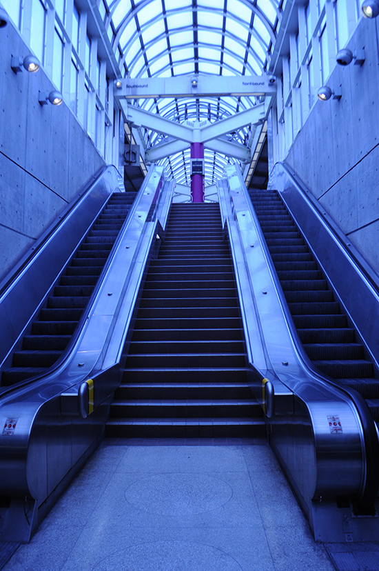 photo - yorkdale subway station
