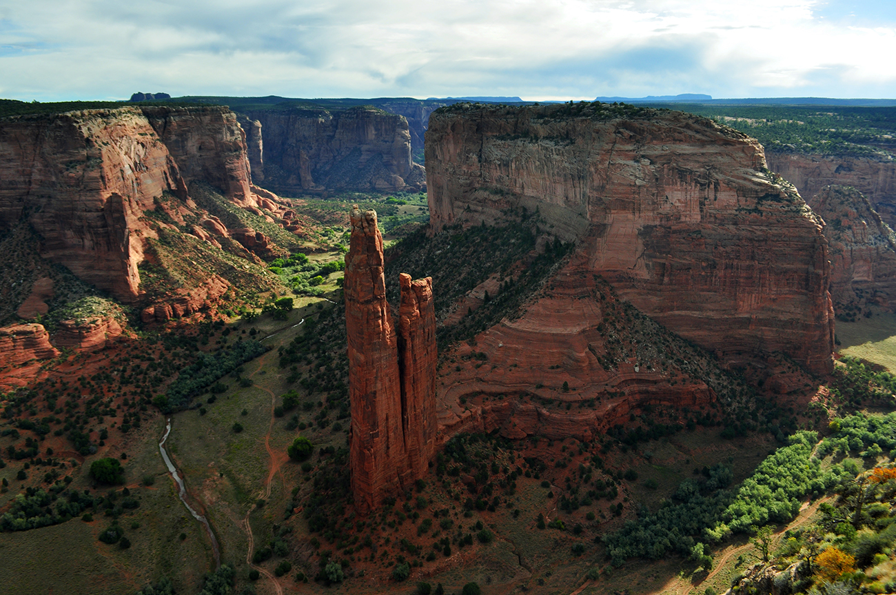 photo - canyon de chelly